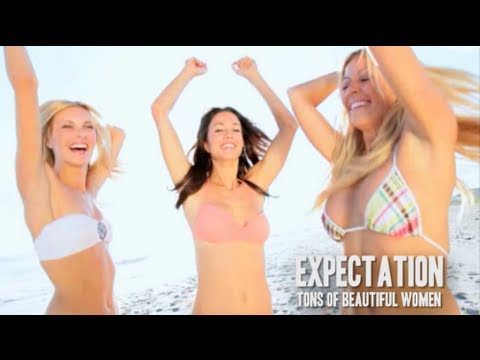 Going To The Beach: Expectations Vs  Reality