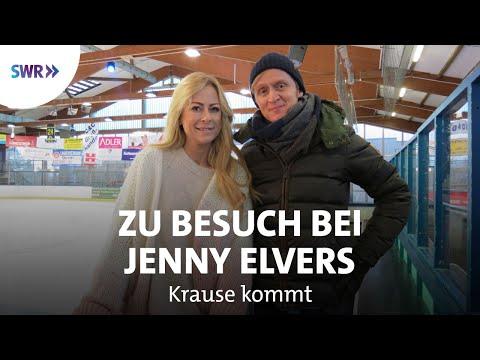 Zu Besuch Bei Jenny Elvers | SWR Krause Kommt