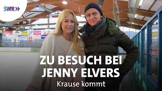 Zu Besuch bei Jenny Elvers | Krause kommt