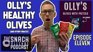 Olly's Delicious yet Healthy Olives (Podcast)