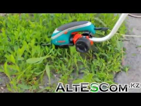 Bosch Isio Телескопическая штанга + Аккумуляторные ножницы для травы ISIO 3