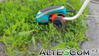 bosch Isio Телескопическая штанга  Аккумуляторные ножницы для травы ISIO 3