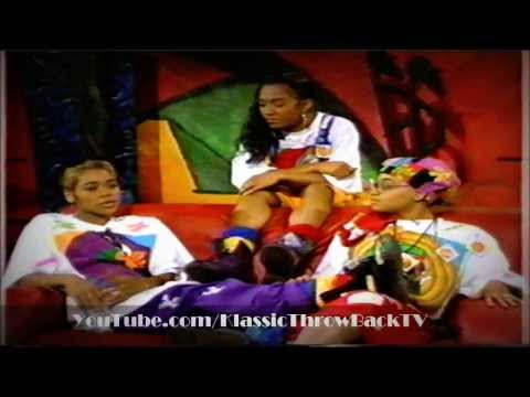 TLC - 'Video LP' Interview #2 (1992)
