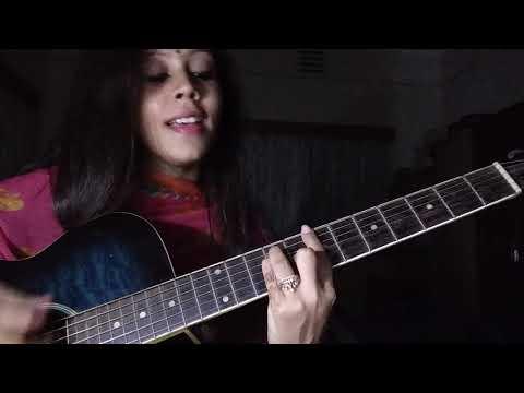 Mujhe Neend Na Aye Covered by Ashmita Zahan