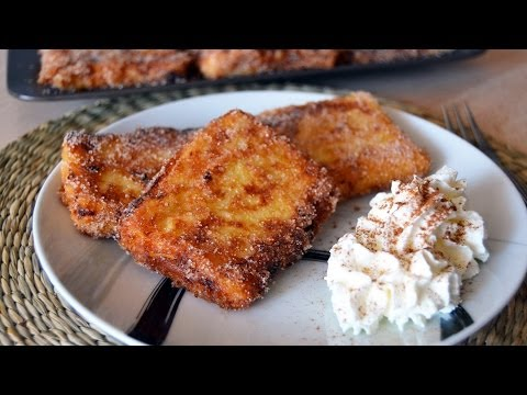 Fried Milk (Leche Frita) - Easy Spanish Dessert Recipe