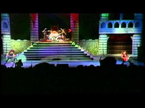 Ozzy Osbourne (Irvine Meadows 1982) [07]. Guitar Solo / Drum Solo