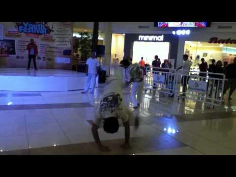 VIVA BRAZIL Capoeira Jakarta Indonesia performance Karawang mall