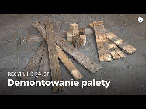 Demontowanie Palety | Recykling Palet