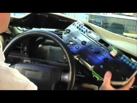IPD Volvo - Instrument Cluster Lighting 850