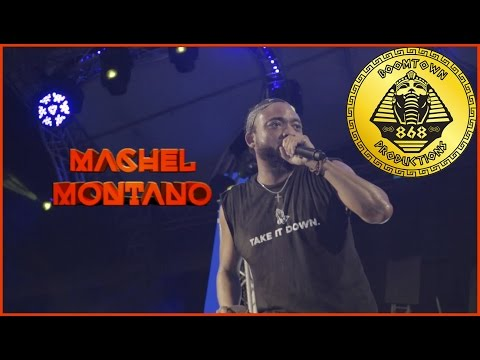 Machel Montano - Your Time Now | Live Performance | Stumped 2017