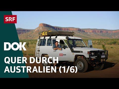 Quer durch Australien   Von Alice Springs bis Marree 1/6   Doku   SRF DOK