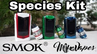 Smok Species 230w Touch Screen Kit & TFV8 Big Baby v2 - Mike Vapes