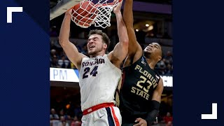 Gonzaga MBB's Tillie and Kispert share thoughts on Zags roster for next season