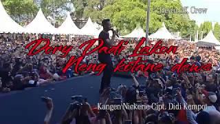 Dory dadi lakon neng Kota ne dewe // Live Balaikota Surakarta