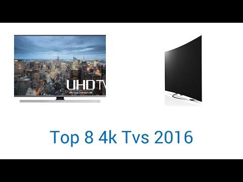 8 Best 4k Televisions 2016 v3