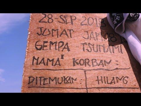 Kondisi Donggala Pasca Gempa & Tsunami di Palu Sigi Dan Donggala - Donggala Vlog