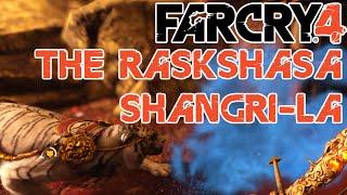 Shangri-La Mission 2: The Rakshasa - All Three Seekers + Second Bell + Huntman Skill - Far Cry 4
