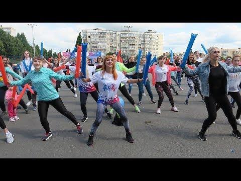 В Губкине прошел масштабный фестиваль для любителей здорового образа жизни