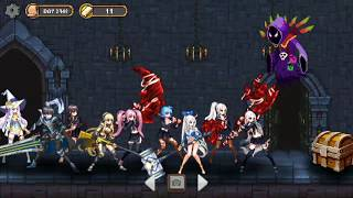 DUNGEON PRINCESS! by SSICOSM cap lv 80 STAGE K (64/200) screenshot 4
