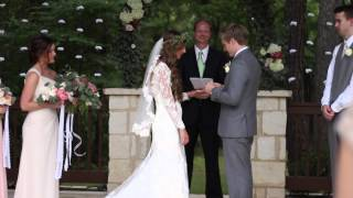 Brady & Sabryna Stoddard Wedding Video