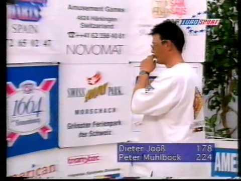Dart Bullshooter EM 1998