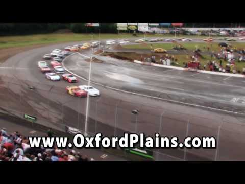 2009 Oxford Plains Speedway TD Banknorth TV Commercial
