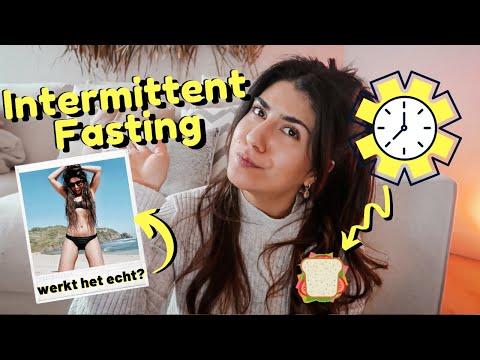 Intermittent Fasting, werkt