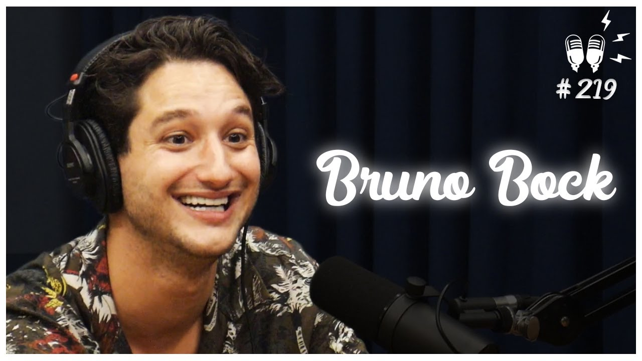 Download BRUNO BOCK - Flow Podcast #219
