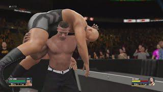 WWE 2K16 OMG Moments