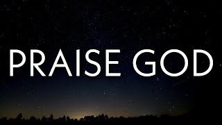 Kanye West - Praise God (Lyrics) ft. Travis Scott & Baby Keem