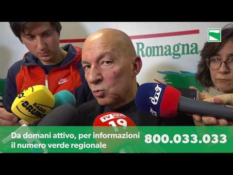 Coronavirus, gli ultimi aggiornamenti in Emilia-Romagna