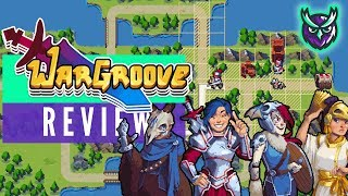 Wargroove Switch Review (Advance Wars is BACK!) (Video Game Video Review)