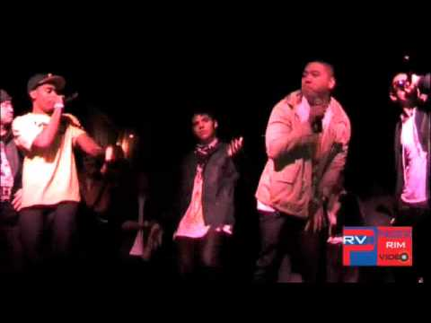 Far East Movement Performs Girls On The Dance Floor