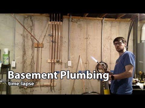 sink plumbing hookup