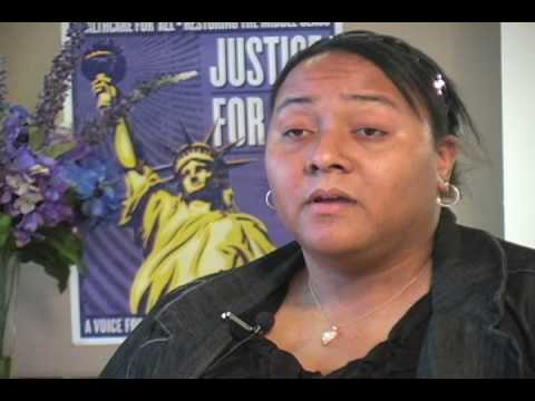 Faces of Immigration Reform: Athena