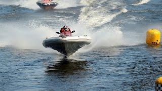 Extreme-Plus. Экстремальные гонки на лодках! Дрифт на лодках!