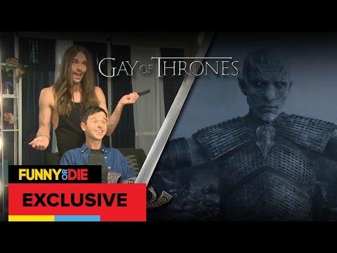 Hardbone with John Milhiser - Gay Of Thrones S5 E8 Recap