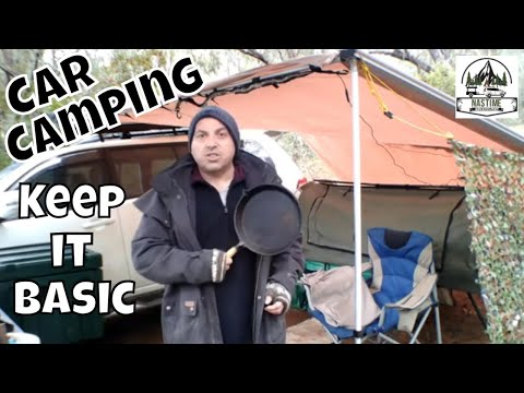 A Basic Set Up For Car Camping In Australia - Camp Gear Essentials For Your Next Aussie Road Trip