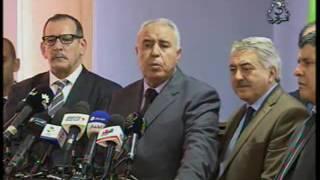 الجزائر: السيد محمد الغازي يشرف على اطلاق الدفع الالكتروني لـ CASNOS