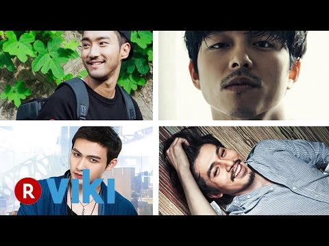 8 Hottest Actors With Facial Hair in Korean & Chinese Dramas