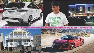How rich is Osita Iheme Paw Paw in 2020 Paw Paw39s Mansions Cars Luxuries amp  Assets