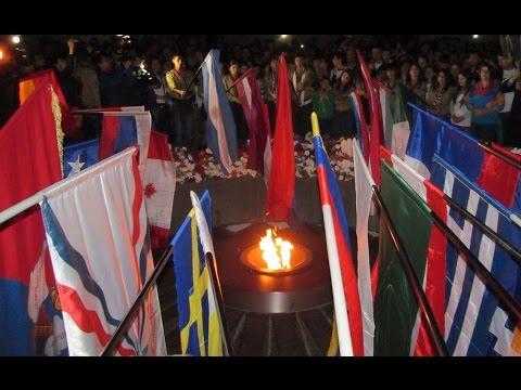 В Ереване почтили память жертв геноцида