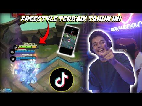 REACT TikTok Mobile Legends Part 2!! Ini Baru Namanya Freestyle TERBAIK Yg Pernah Gw Liat!!