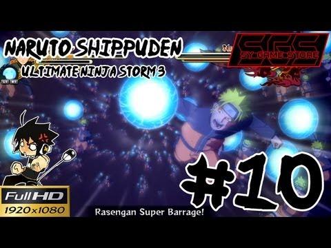 Naruto Shippuden Ninja Storm 3 Full HD [Pt10] : นารูโตะ vs เก้าหาง ศึกชิงพลังจักระ
