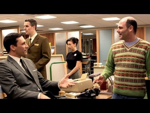 Mad Men Explained and You Are Here Previewed with Matthew Weiner
