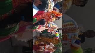 San Academy Pongal Celebration , Pongal Poikkal Kuthirai , Kids Celebration , Part 1