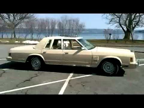 1979 Chrysler New Yorker 5th Avenue