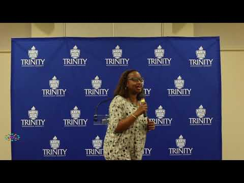 Rev. Dr. Brenda Salter McNeil    Resilience & the Journey  of Reconciliation
