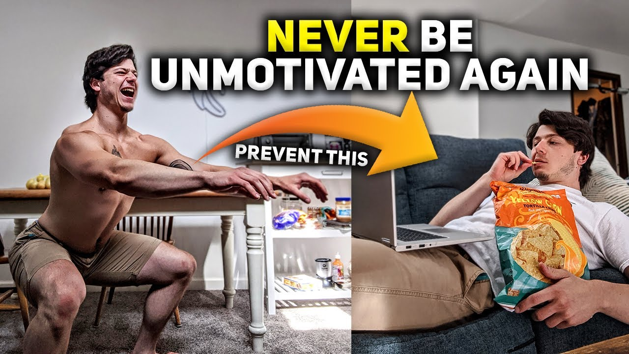 This Is Why You Always Lose Motivation To Workout