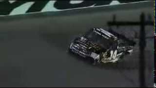 Huge Crash During 2013 Truck Race